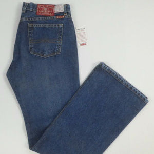 Lucky Brand Plain Jane Flare Jeans 14/32 New A8